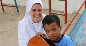 Ecuador Nun