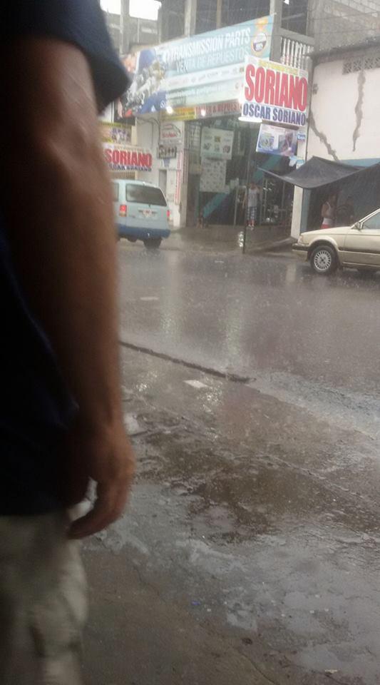 guayaquil rain