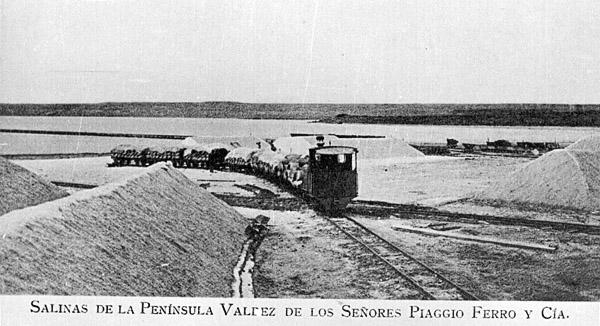 Train Salinas