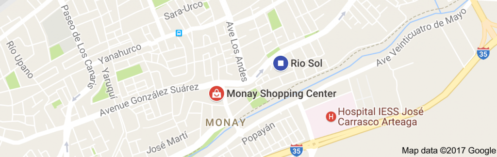 cuenca monay shopping center